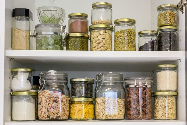 Keep The Food In A Cool, Dry Place